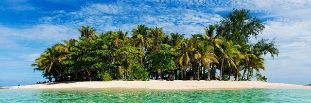Onbewoond eiland - Filipijnen - Nieuws