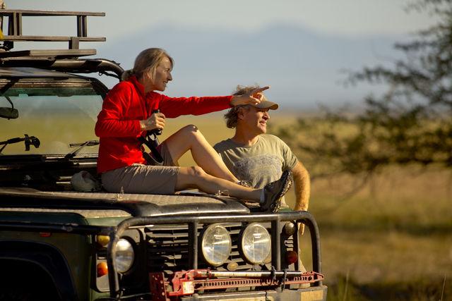 Safari - Gorongosa National Park - Mozambique