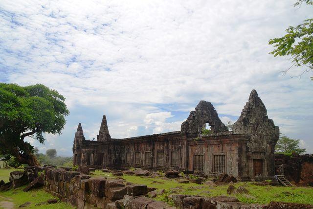 Vat Phou - tempel Champassak - Laos