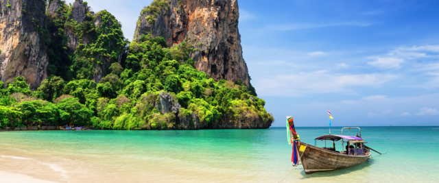 stand Railay - Krabi - Thailand - copyright: Canva