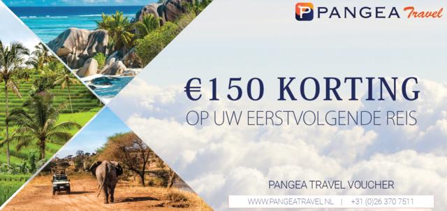waardebon culinaire reisbox - PANGEA Travel