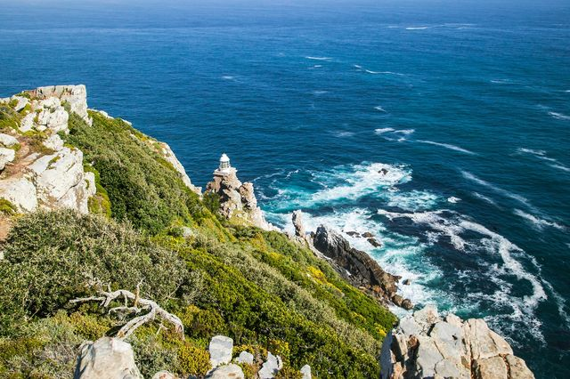 vuurtoren Cape Point - Zuid-Afrika