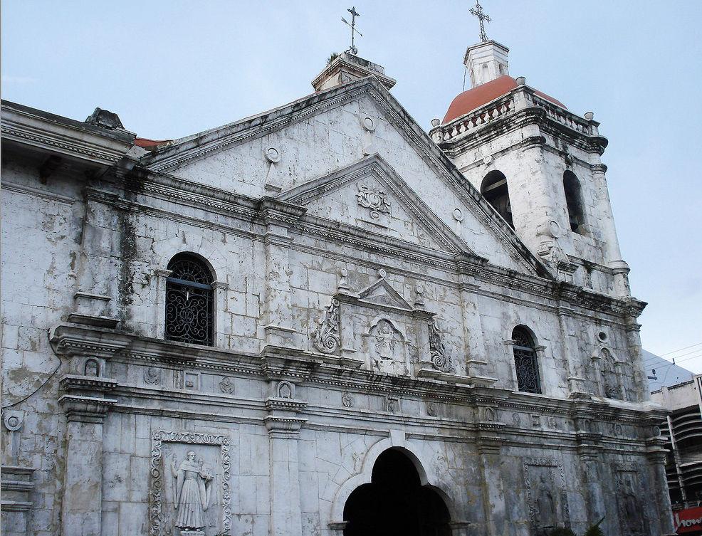 Cebu City - Santo Nino kerk - Cebu - Filipijnen -CTTO - Intas