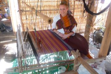 Floor bij Wang Nam Mok Homestay - Thailand