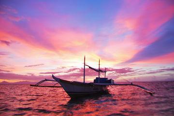 boot Malapascua Filipijnen - Flickr (Comer Zhao)